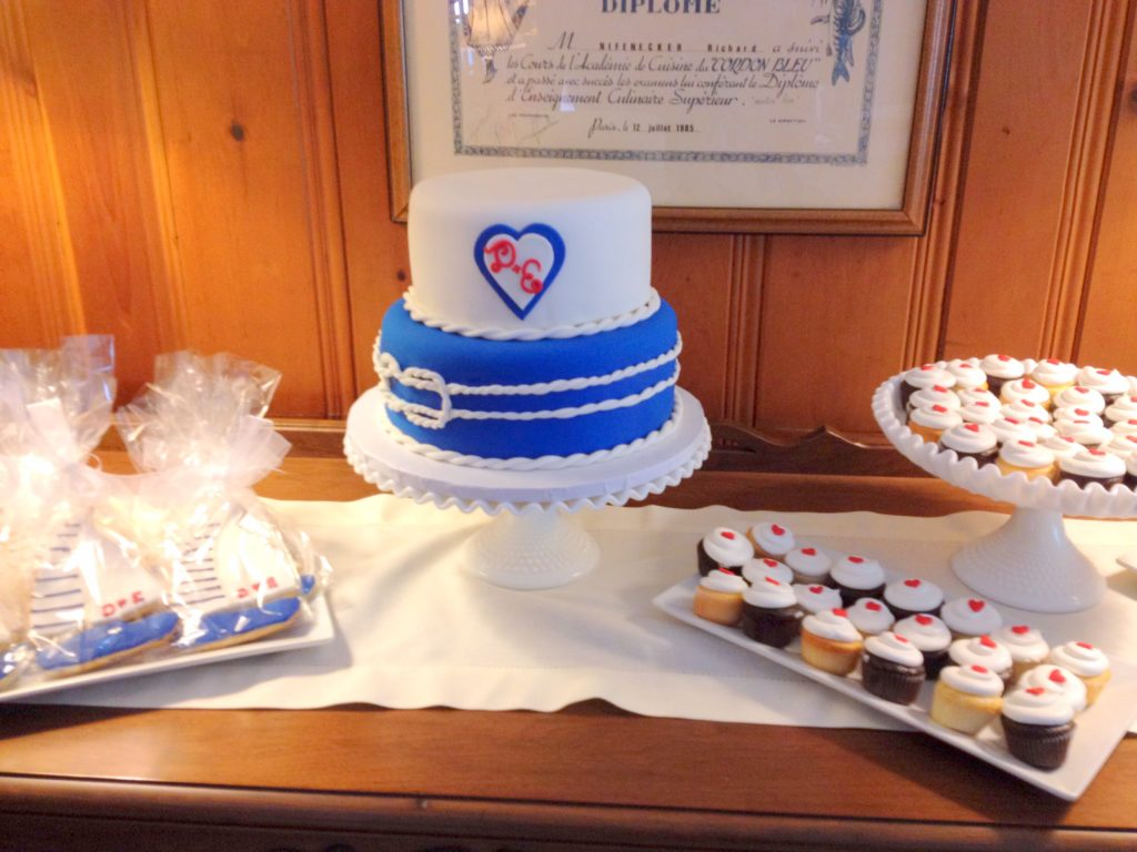 Engagement Party: Nautical Theme