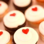 mini cupcakes from french bakery cafe pierrot in north jersey