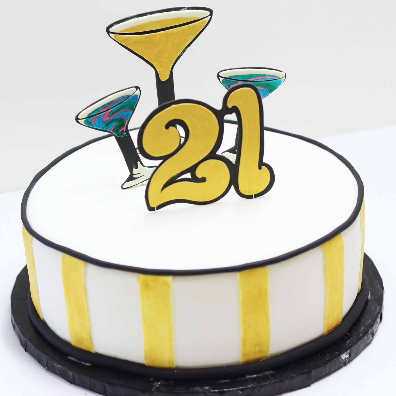 4384 21st birthday twenty one martini (6)