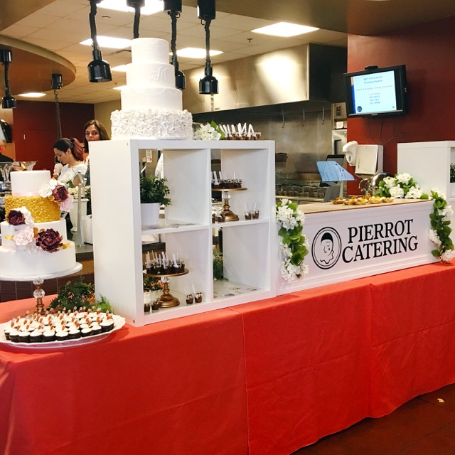 pierrot catering at an evening of wine and roses in sussex county nj