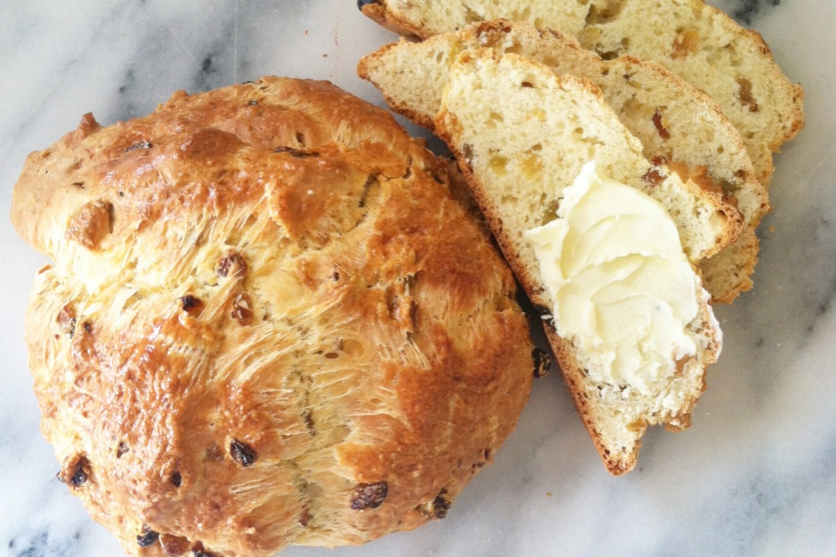 [VIDEO] History of Irish Soda Bread